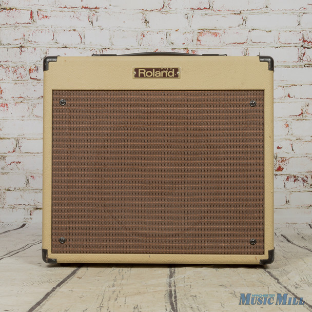 Roland BC-30 Blues Cube 1x12 Combo Guitar Amp (USED)