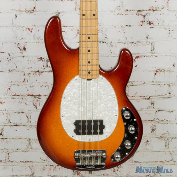 Ernie Ball Stingray 4-String Bass Sunburst w/OHSC (USED)