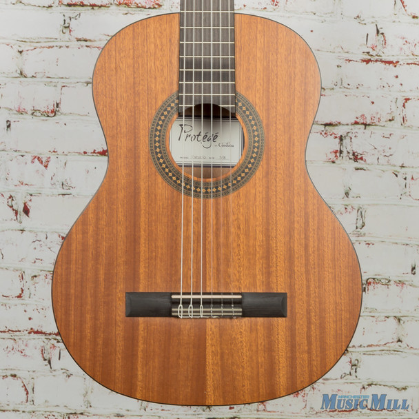 Cordoba Estudio Protege 7/8 Mahogany Nylon String Classical Guitar.