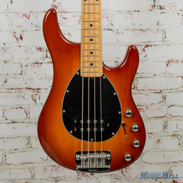 Ernie Ball Music Man Sterling 4 H Electric Bass Cherry Burst (USED)