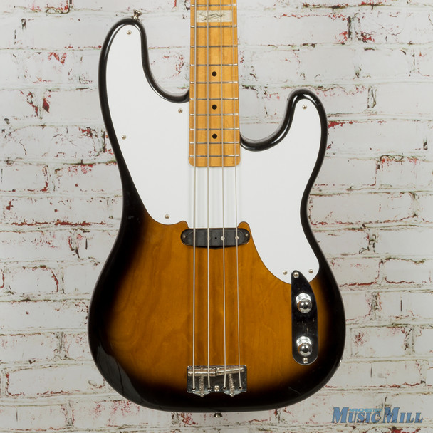 2001-2002 Fender '53 Re-issue  CIJ Sting Reissue P-Bass Sunburst w/HSC (USED)