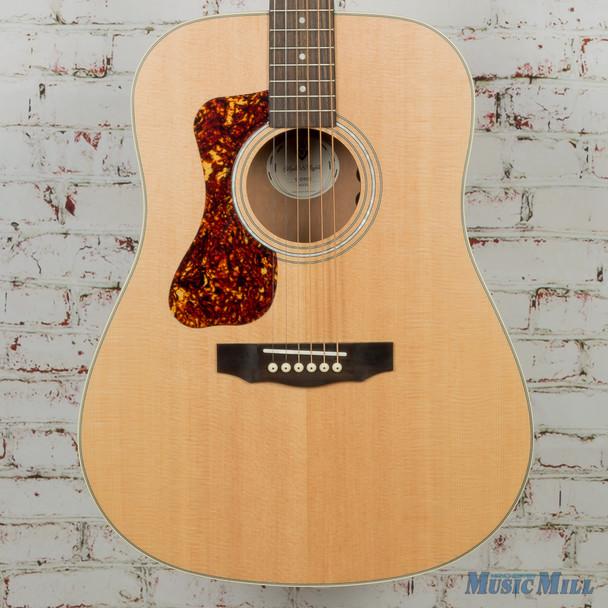 Guild D-240E Left-Handed Acoustic Electric Guitar MSRP $555