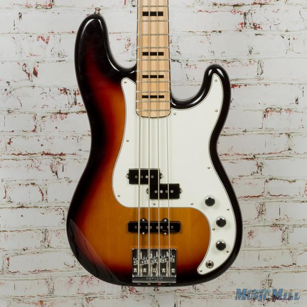 2016 Fender FSR Deluxe P/J Bass 3TS (USED)