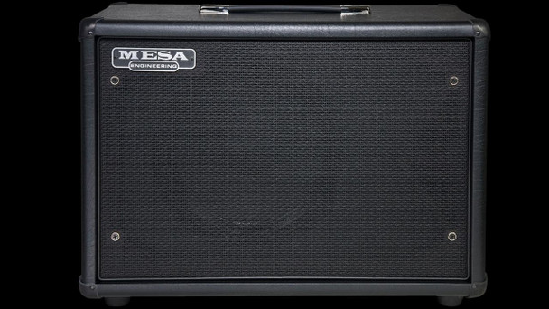 "Mesa Boogie Widebody Compact - 90-Watt 1x12"" Guitar Cabinet - Black"