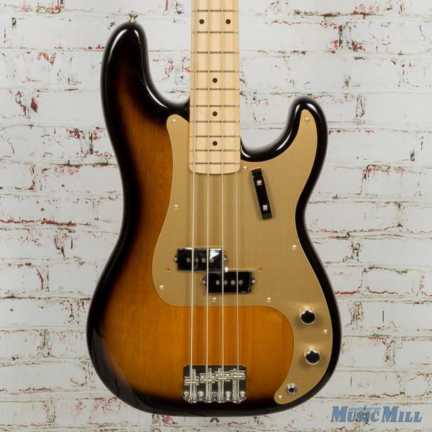 Fender American Original '50s Precision Bass 2-Color Sunburst 6223