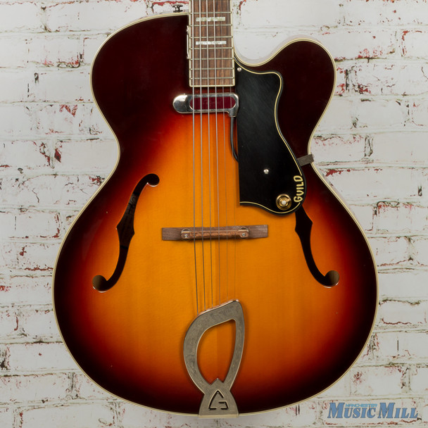 2013 Guild A-150 Savoy Hollowbody Archtop Antique Sunburst w/OHSC (USED)