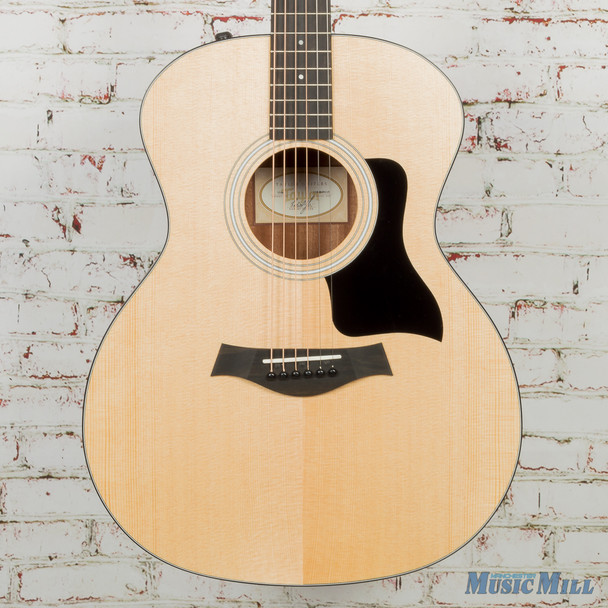Taylor 114e - Layered Walnut Back and Sides Guitar 9115