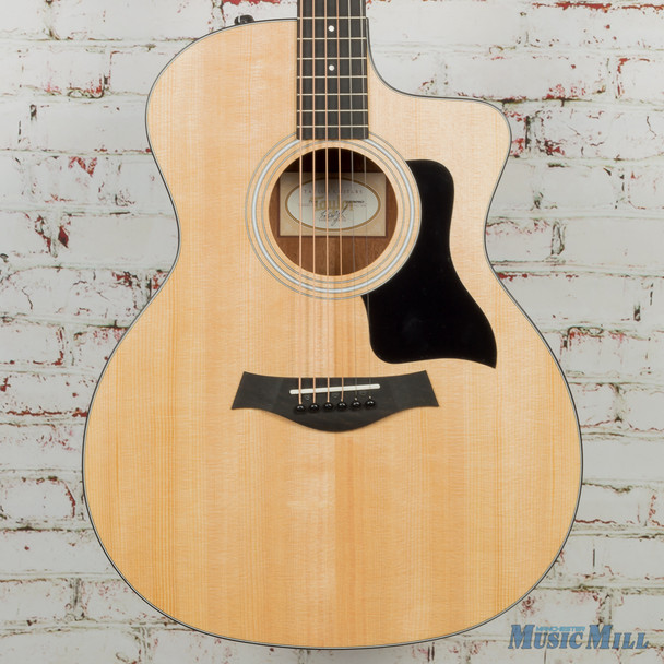 Taylor 114ce - Layered Walnut Back and Sides Guitar 9069