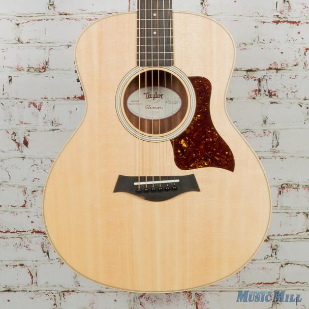Taylor GS Mini-e Walnut Acoustic Electric Guitar 9526