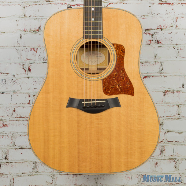 2006 Taylor 410e-R LE Dreadnought Spruce/Rosewood w/HSC (USED)