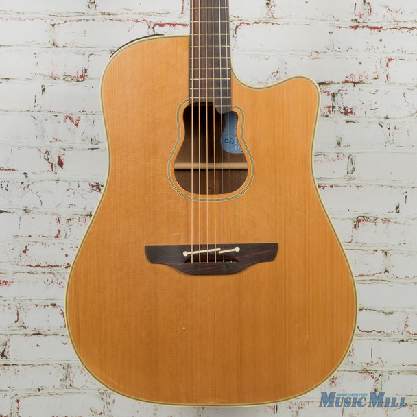 Takamine Garth Brook GB7C Acoustic-Electric Cedar/Rosewood (USED)