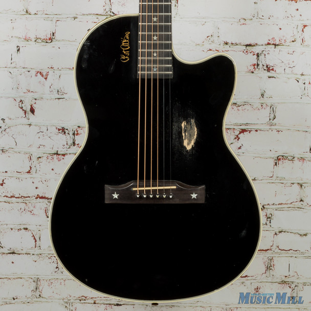 1992 Gibson Chet Atkins SST Black w/OHSC (USED)