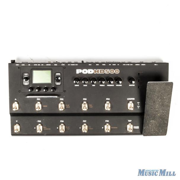 Line 6 Pod HD500 Amp Modeler Effect Processor (USED)