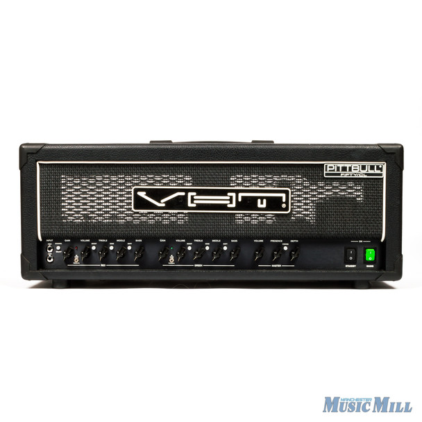 VHT Pitbull Fifty/CL 50-Watt Head (USED)