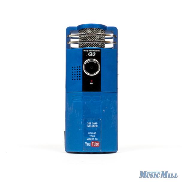 Zoom Q3 Video/Audio Digital Recorder Handheld (USED)