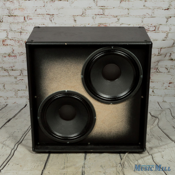 Powered By Omega Custom 2x12 Guitar Cabinet (USED)