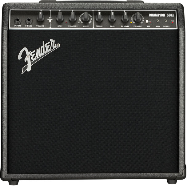 "Fender Champion 50XL 1x12"" Combo"