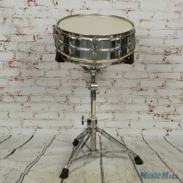 1967 Ludwig Supraphonic Snare Drum 14x5 w/Stand (USED)