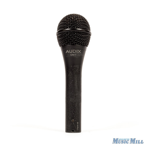Audix OM7 Dynamic Vocal Microphone (USED)