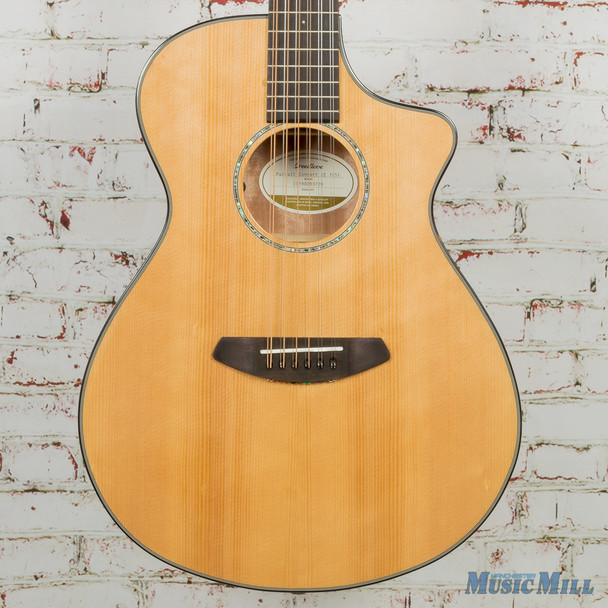 2019 Breedlove Pursuit 12-String Acoustic-Electric Guitar with Gig Bag