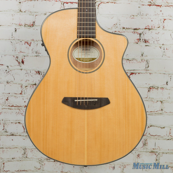 2019 Breedlove Discovery Concert CE, Sitka/Mahogany w/Bag x5082