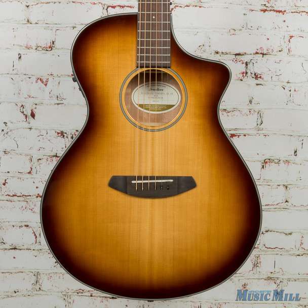 2019 Breedlove Discovery Concert CE Sunburst Spruce/Mahogany w/Bag