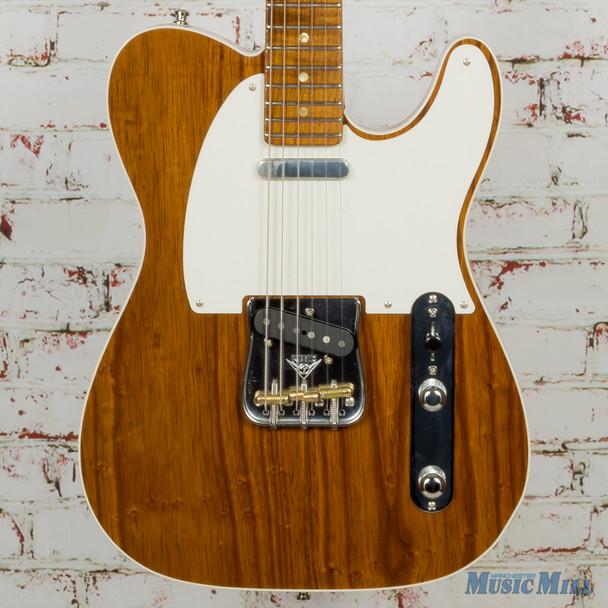 2017 Fender Custom Shop LTD NAMM Custom Telecaster Roasted Mahogany