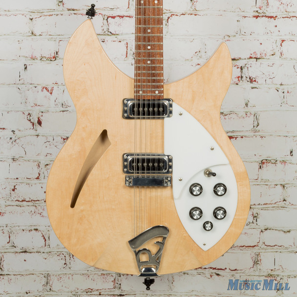 2008 Rickenbacker 330/12 12-String Mapleglo (USED)