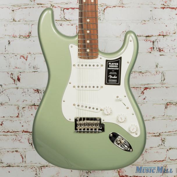 Fender Player Series Stratocaster - Sage Green Metallic w/ Pau Ferro Fingerboard