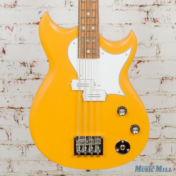 Reverend Mike Watt Wattplower Electric Bass Satin Yellow