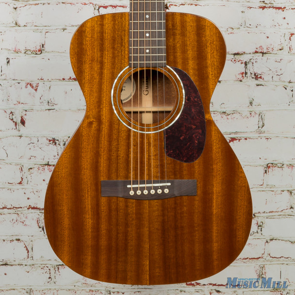 Guild M120E Westerly Series Concert Size Acoustic/Electric NATURAL-3841204821-MSRP $1,045 x1395