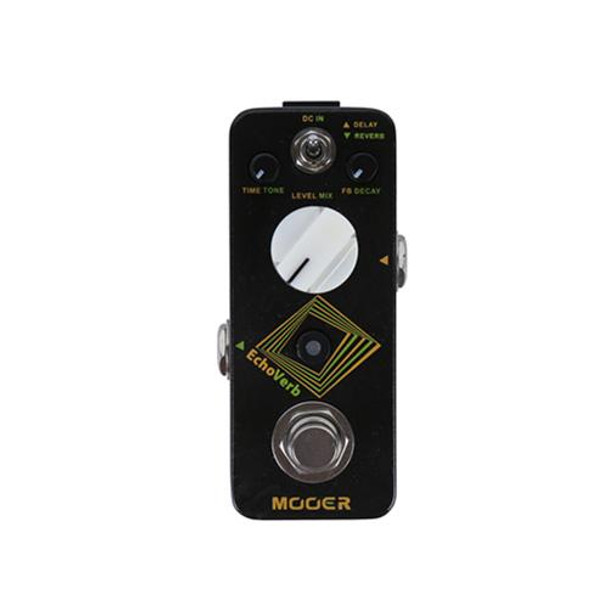 Mooer Audio Echoverb, Delay and Reverb