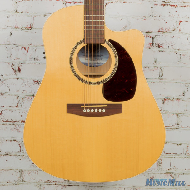 Seagull S6 Slim Qi Acoustic Electric Guitar (USED)