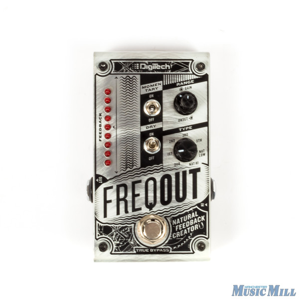 DigiTech FreqOut Natural Feedback Creator (USED)