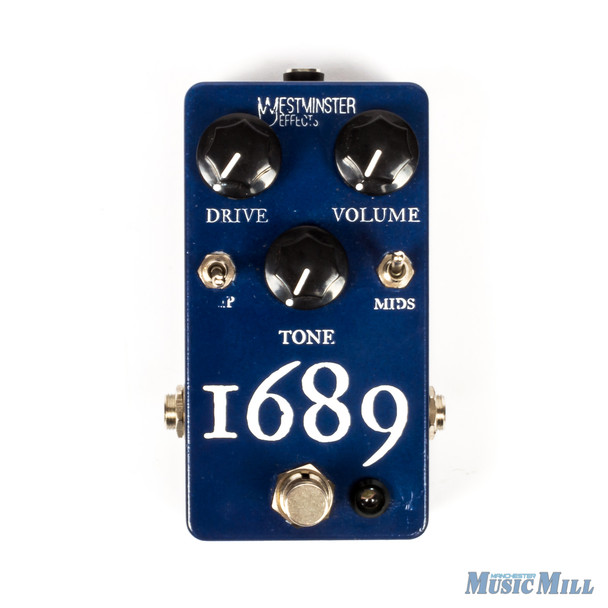 Westminster Effects 1689 Overdrive recent Blue (USED)