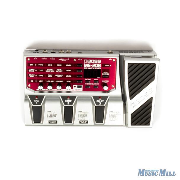 Boss ME-20B Bass Multi-Effects (USED)