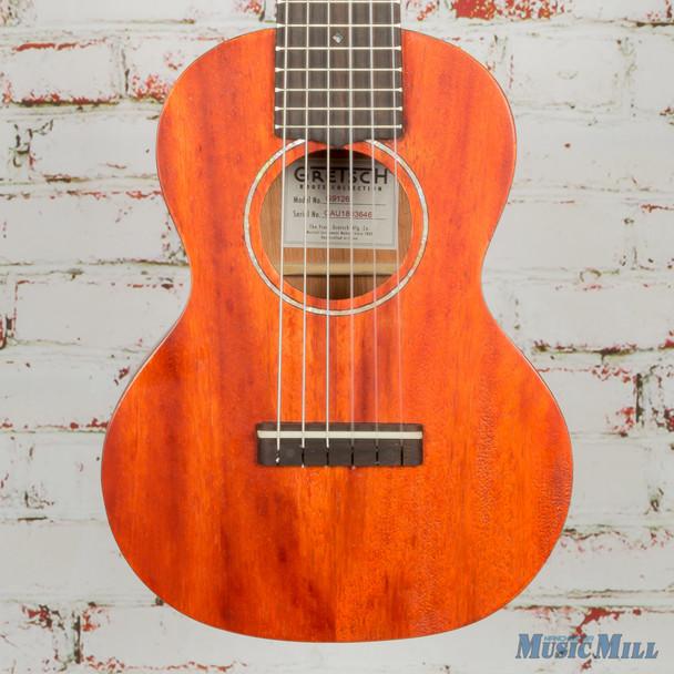 Gretsch G9126 Guitar-Ukulele - Honey Mahogany Stain x3646