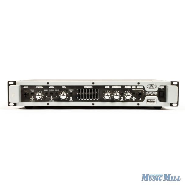 Peavey Headliner 600 Bass Amplifier Head (USED)