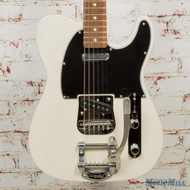 Fender Vintera '60s Telecaster Bigsby - White Blonde x1540