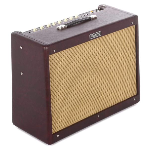 Fender FSR Hot Rod Deluxe IV Buggy Whip Tolex