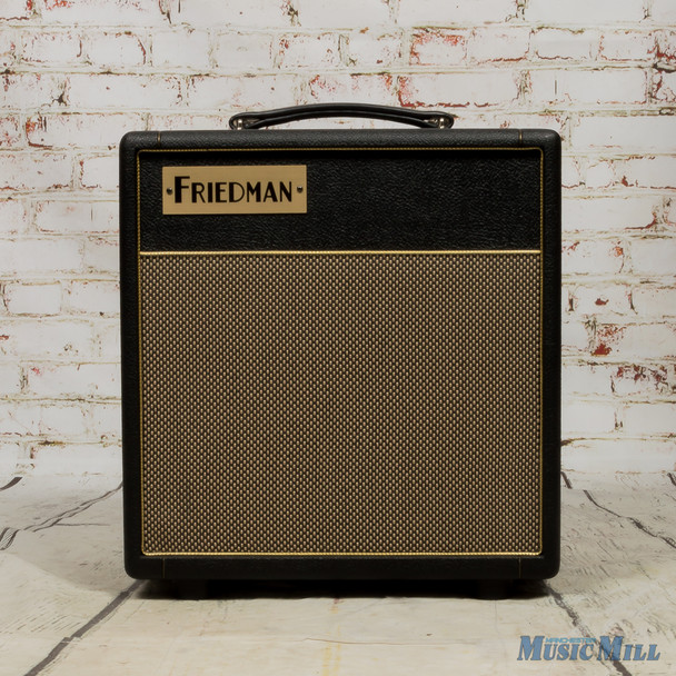 "Friedman PT-20 Pink Taco Mini Combo 20-watt 1x10"" Tube Amp (USED)"