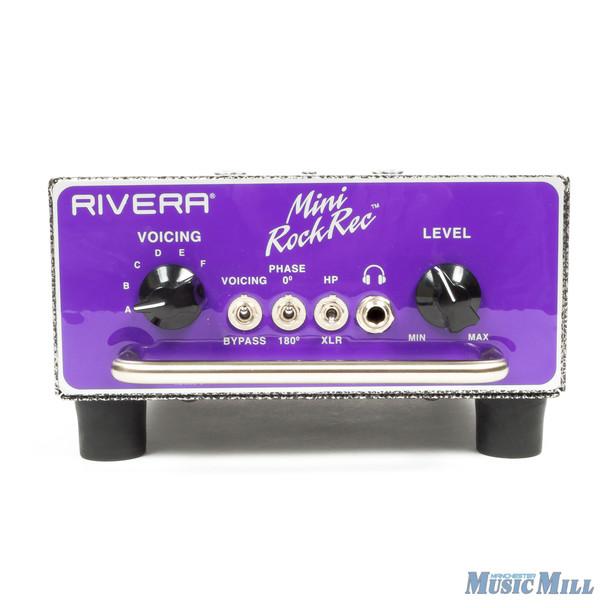 Rivera Amplification Mini RockRec Load Box/Speaker Emulation for Amps (USED)