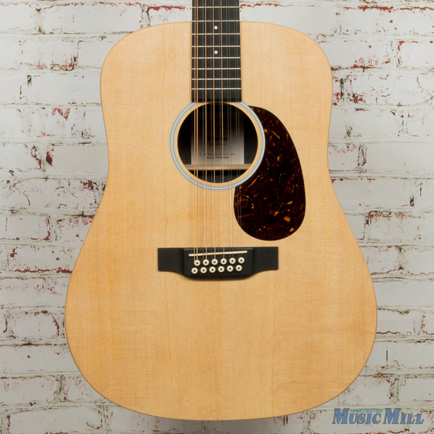 Martin D12X1AE - Natural Guitar