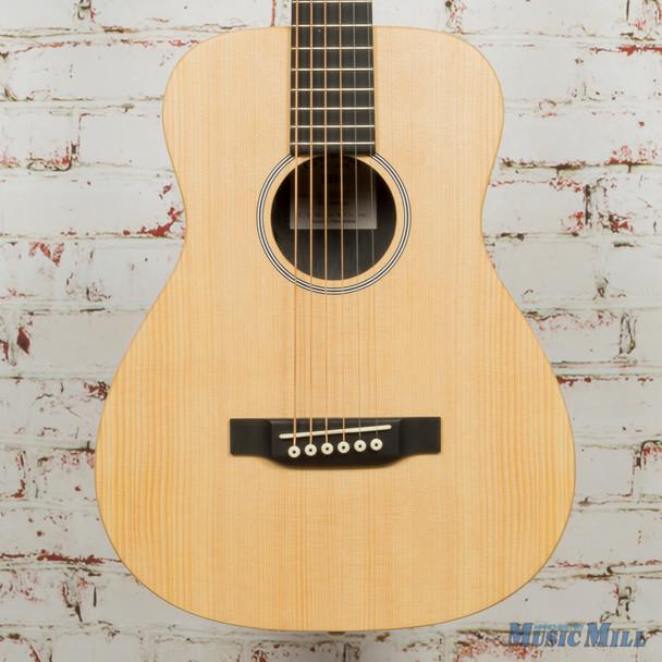 Martin LX1E Little Martin - Natural Guitar