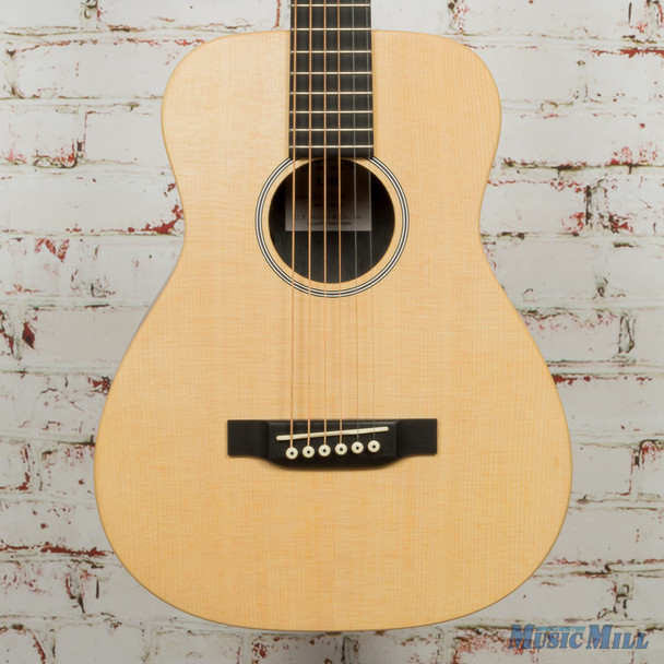 Martin LX1E Little Martin - Natural Guitar x5524
