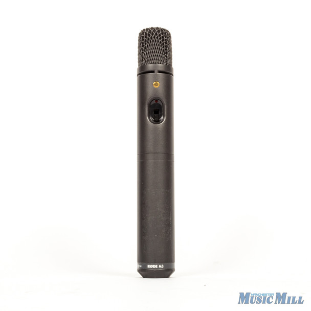 Rode M3 Multi-powered Condenser Microphone (USED)