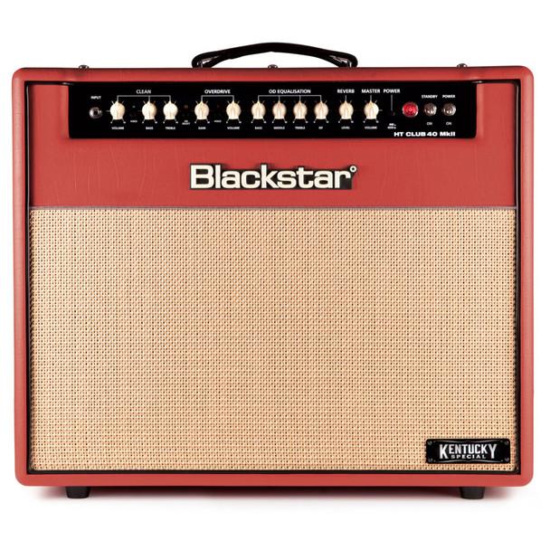 "Blackstar HT Venue Club 40 MkII Kentucky Special Guitar Combo Amplifier (40 Watts, 1x12"")"