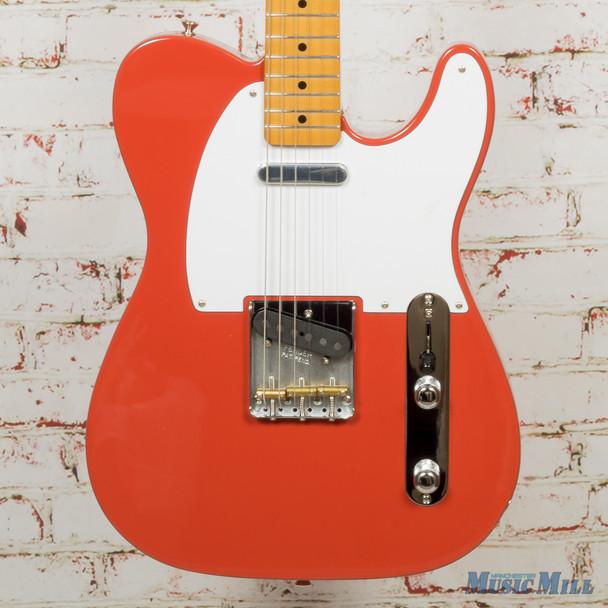 Fender Vintera '50s Telecaster - Fiesta Red x2422 (USED)