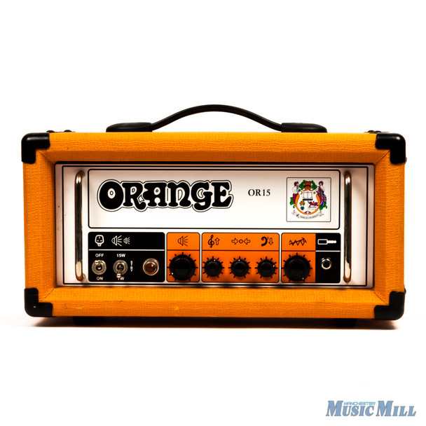 Orange OR15 Tube Guitar Head (USED)
