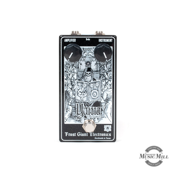 Frost Giant Electronics Yama Boost Pedal